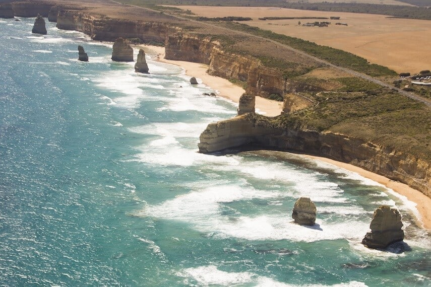 Great Ocean Road Helicopter Tour