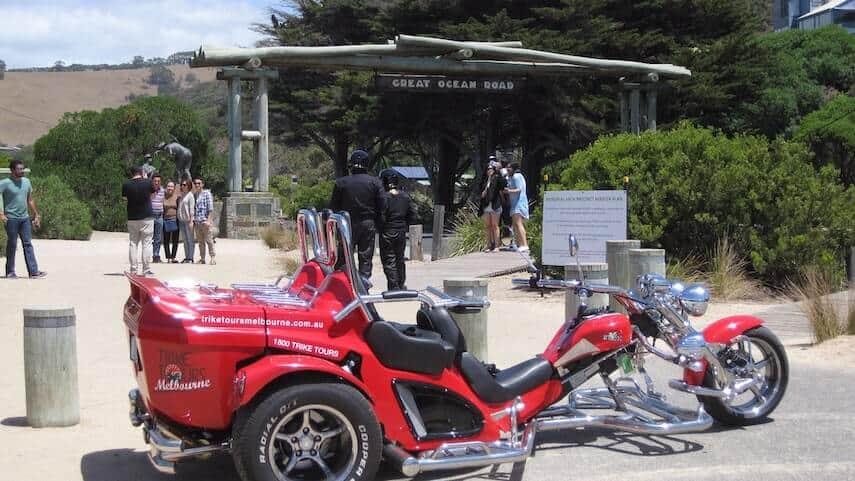 Great Ocean Road Trike Tour