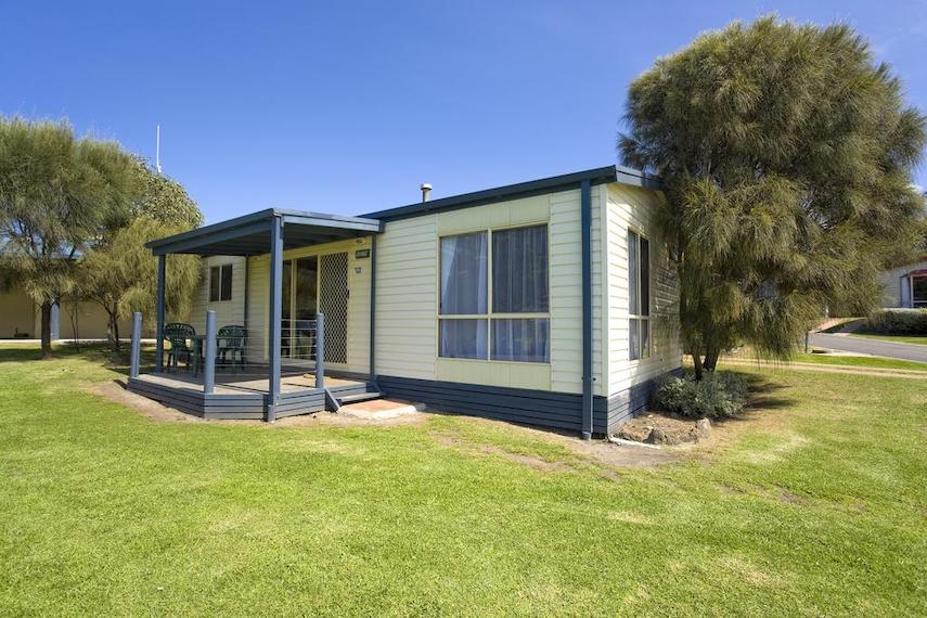 Marengo Holiday Park Campsite