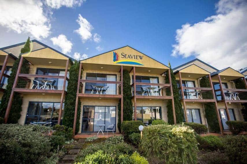 Seaview Motel Apartments