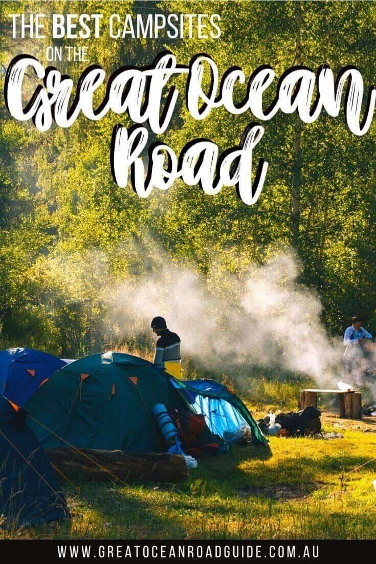 Best Great Ocean Road Campsites & Caravan Parks
