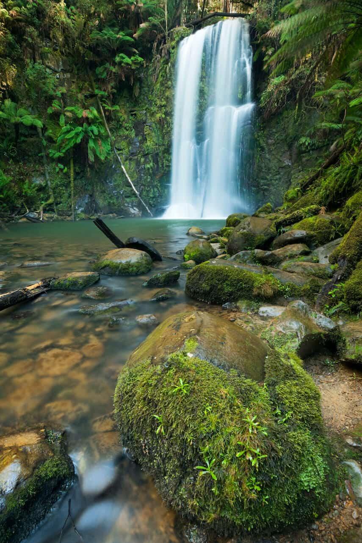 Beauchamp Falls Great Otway National Park