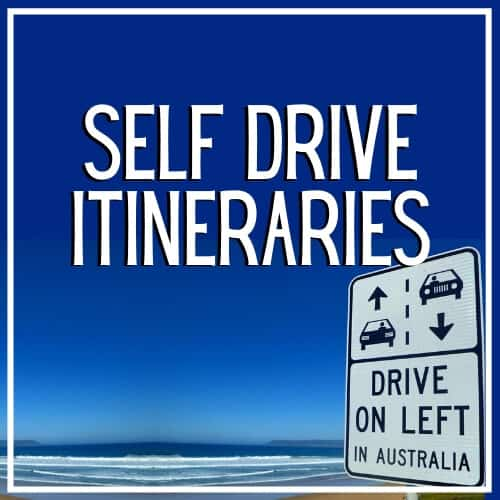 Driving the Great ocean Road - Great Ocean Road Itineraries