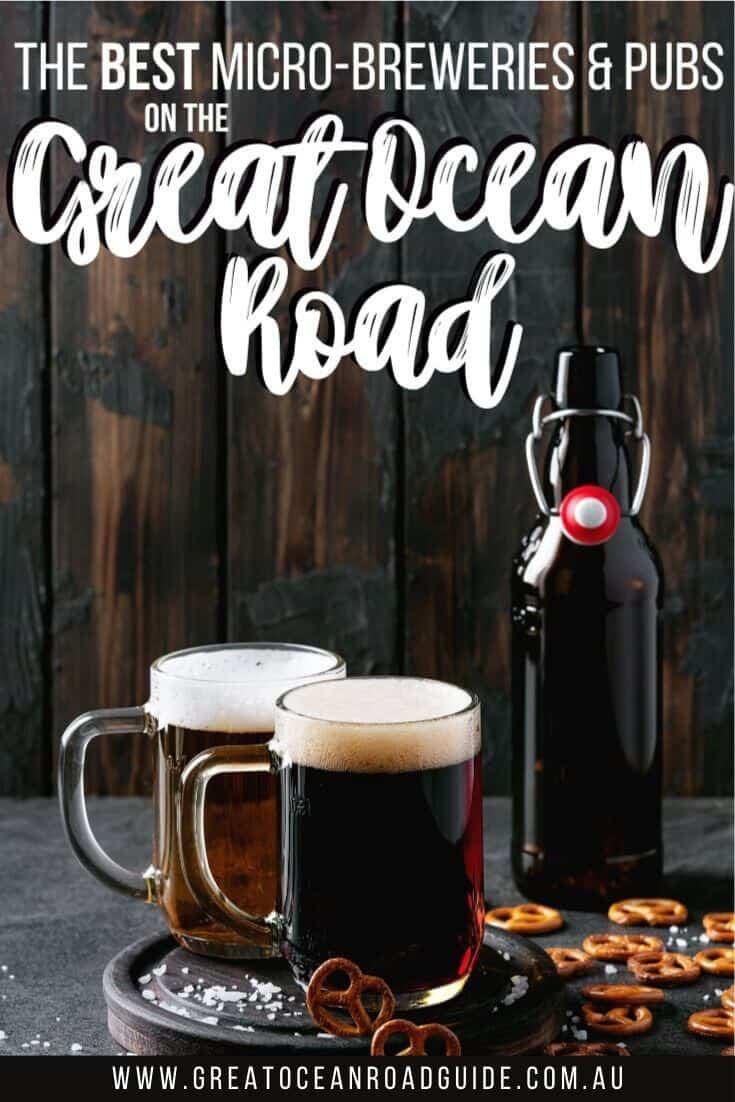Great Ocean Road Breweries, Pubs and Distilleries