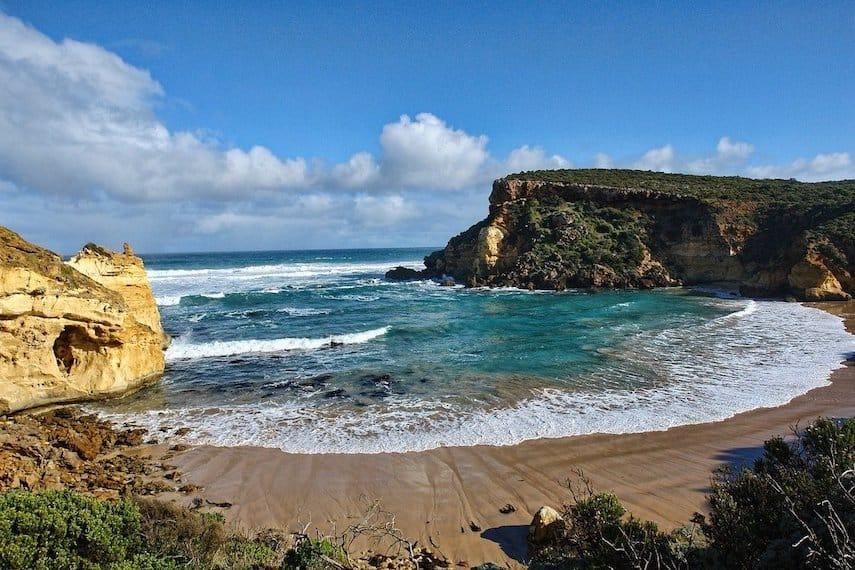 Shipwreck Coast Beach Great Ocean Road
