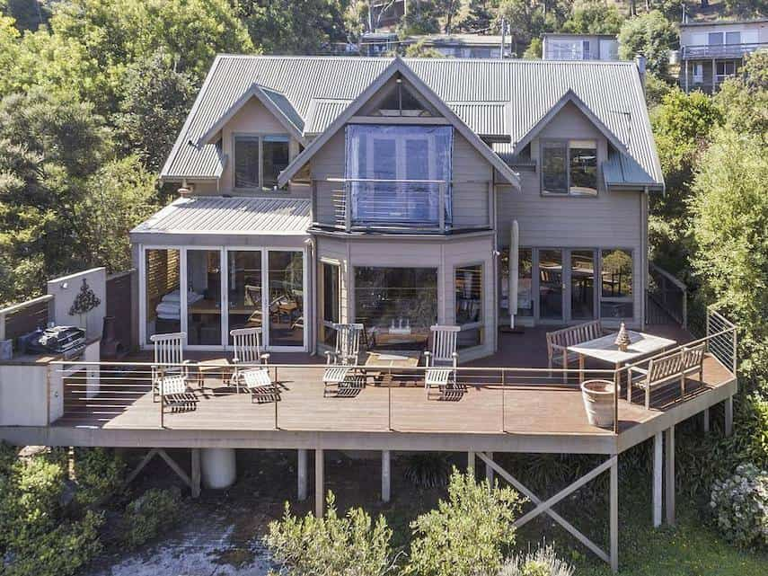 Wye's Choice Luxury Holiday Home in Wye River