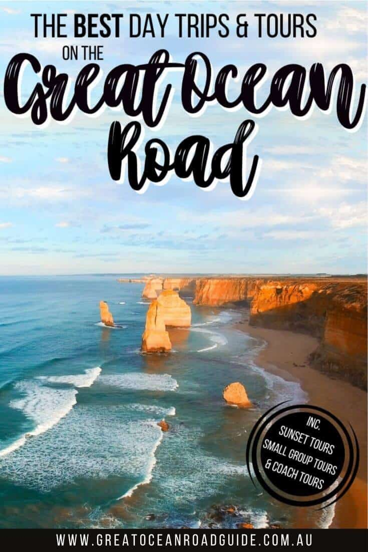 Best Great Ocean Road Tours & Day Trips (Pin Image)